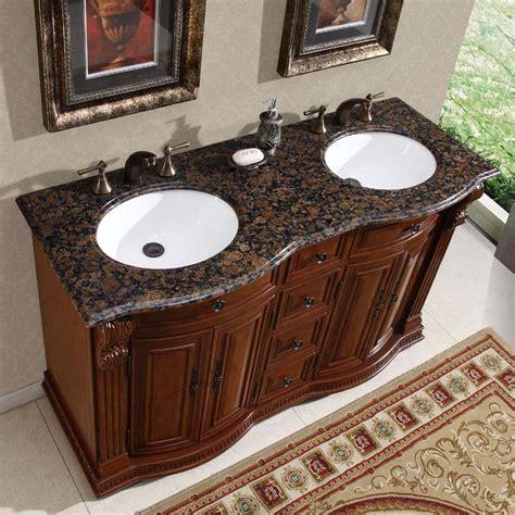 55 Vanity Sink by 55 Quot Silkroad Empress Sink Cabinet Bathroom Vanity