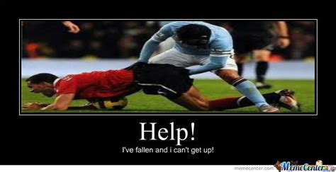 Help I Ve Fallen Meme - i ve fallen and i can t get up by awfrownyface123 meme