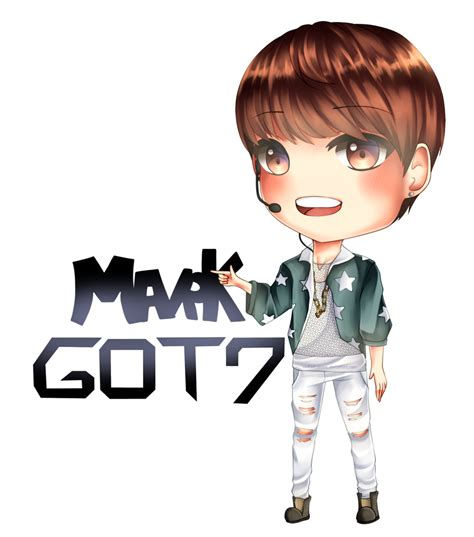 Mug Kpop Junior Chibi chibi got7 by xxxrinrulesxxx on deviantart
