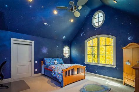 Kinderzimmer Ideen Weltall by Kinderzimmer Junge 55 Wandgestaltung Ideen