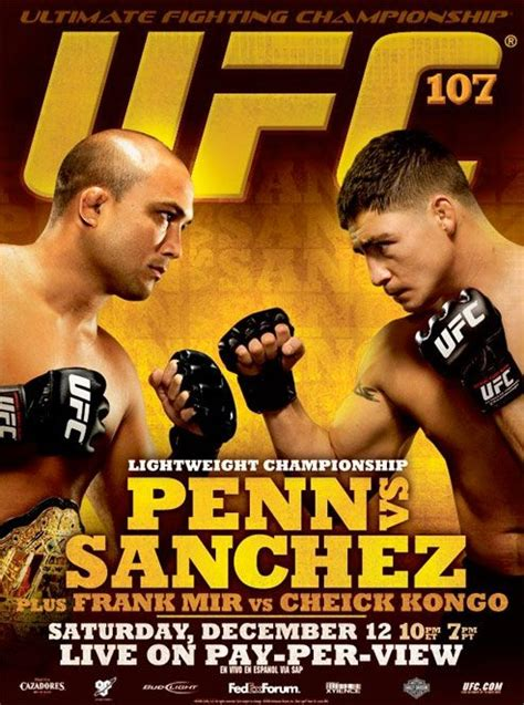 ufc poster template fight poster pesquisa posters lutas