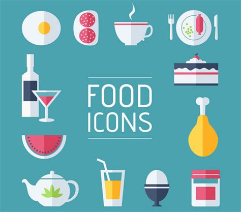 Designer Kitchen Utensils by List Of Free Food Icons For Restaurant Themed Uis Designmodo