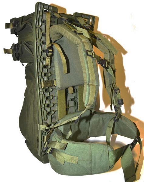 64 pattern ruck frame canadian army pack board w bags manufactured in 1998
