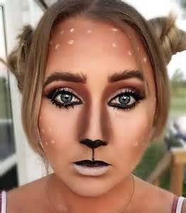 1000 ideas about deer makeup on deer costume
