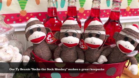 Sock Monkey Decorations by Sock Monkey Supplies
