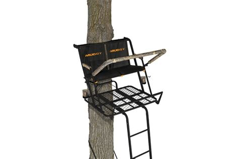 Nexus Shooting Gift Card - muddy outdoors llc nexus 2 man ladderstand vance outdoors