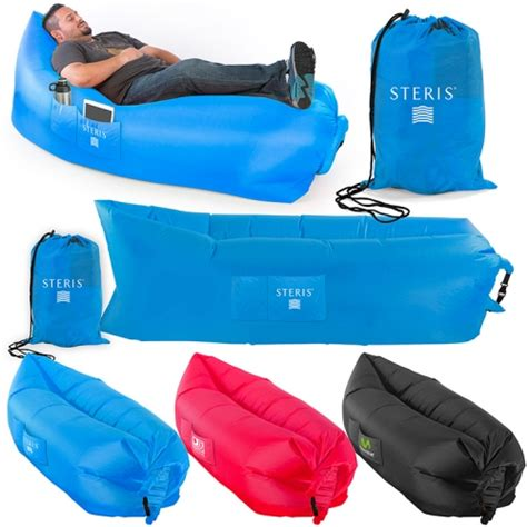 big lazy inflatable lounger custom promotional chairs