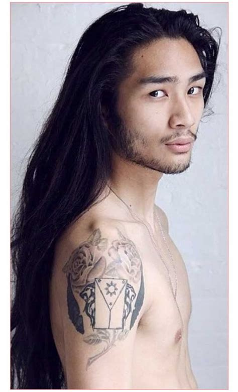 philipno men long hair mens long hairstyles oval face as well as hair styles for