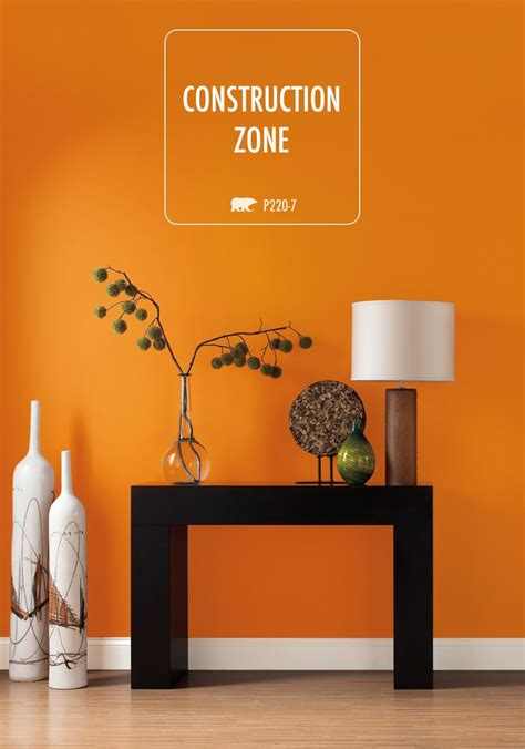 behr paint colors orange bring vibrancy to your home with this stunning shade of