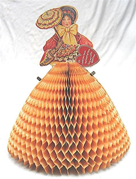 Fold Out Paper Decorations - 1000 images about vintage honeycomb decor on