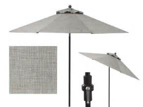 Gray Patio Umbrella 3207864 Patio Umbrellas Patio Furniture Fortunoff Backyard Store