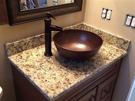quartz vanity top for vessel sink photos city granite cleveland oh 216 688 5154