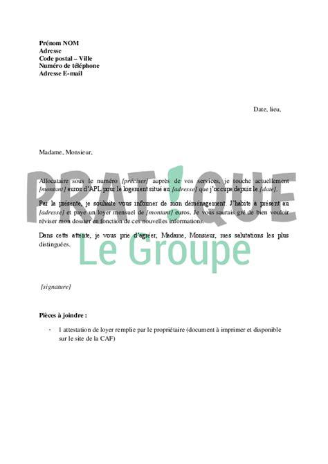 Demande De Grace Lettre Lettre De Demande De R 233 Vision D Un Dossier Apl Suite 224 Un D 233 M 233 Nagement Pratique Fr