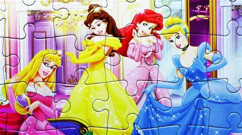 Disney Princess Floor Puzzle - disney princess jigsaw puzzle clementoni puzzles de