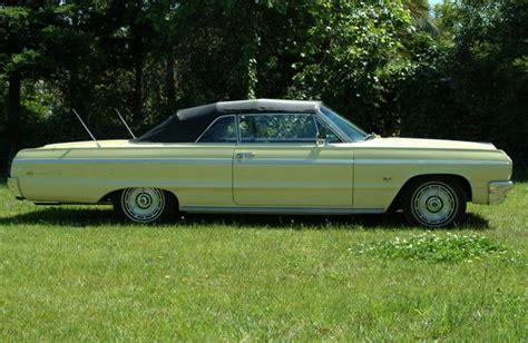 2011 impala ss for sale 1964 chevrolet impala ss convertible f164 monterey 2011
