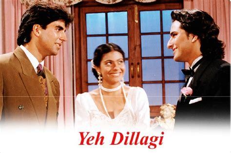 film india yeh dil yeh dillagi akshay kumar kajol saif ali khan