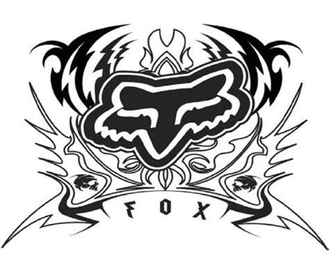 tattoo logo fox fox racing logo pictures to pin on pinterest tattooskid