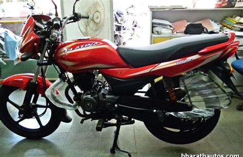 Platina Modified by Bajaj Platina 100 Es New Model Launch Mileage Top Speed