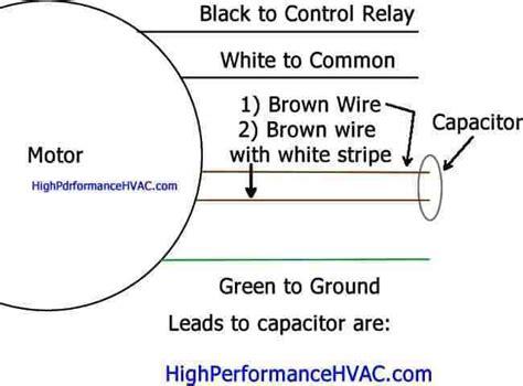 motor run capacitor wiring diagram motor run capacitor wiring diagram impremedia net
