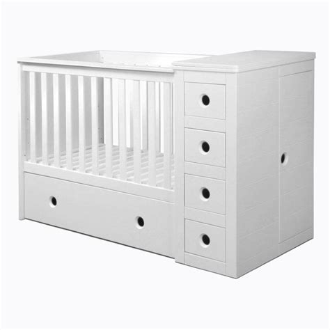 Changing Table For Cot 3 In 1 Cotbed This Fantastic Cot Has Got All You Need For The Baby Maintenance You Get Baby