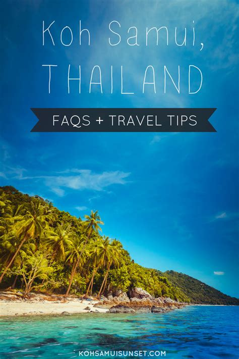 ko samui best koh samui questions and the best trip planning help