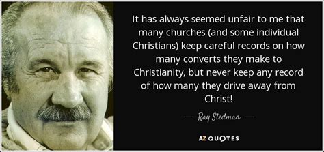 ray stedman top 9 quotes by ray stedman a z quotes