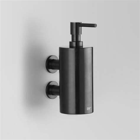 wall mount soap dispenser a69 53 black astra walker wall mounted soap dispenser aust kitchen reno accessories