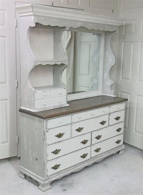 Dresser With Mirror Hutch by 17 Best Ideas About Dresser With Mirror On