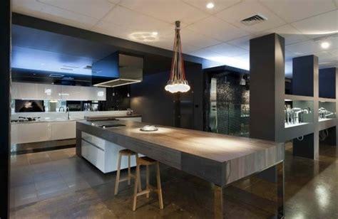 Kitchen Centre Island Designs 45 cuisines modernes et contemporaines avec accessoires