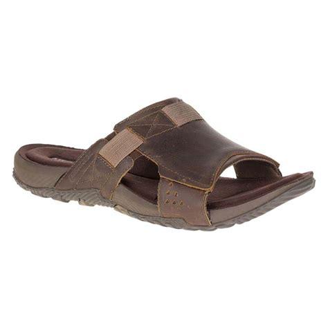 merrell sale merrell terrant slide braun herrenschuhe sandalen merrell