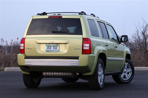 Reviews Of Jeep Patriot Review 2010 Jeep Patriot Photo Gallery Autoblog