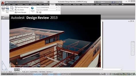 design review 2013 autocad construction drawings tutorial autodesk design