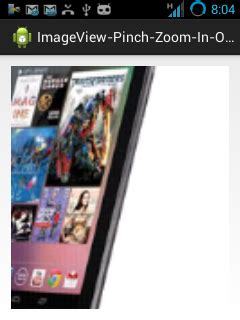 android tutorial pinch zoom tutorial pemrograman dan source code android web mobile