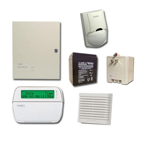 dsc tyco alarm system pc1832 with rfk5500 keypad ver 4 6