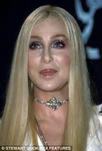 Bad Cher days! After her mega Afro this week, we comb