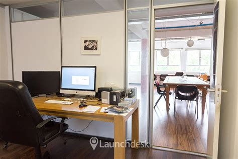 Office Desk For Rent Office Space Delftsestraat Hofplein Rotterdam Centrum Launchdesk