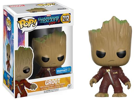 Funko Pop Marvel Guardians Of The Galaxy Groot Ravagers funko pop vinyls guardians of the galaxy vol 2 exclusives marvel news