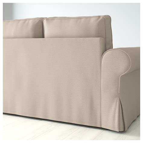 Chaise Longue Sofa Bed Ikea Backabro Sofa Bed With Chaise Longue Hylte Beige Ikea