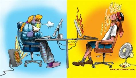 human comfort definition personal quot thermal comfort quot at your office desk is possible