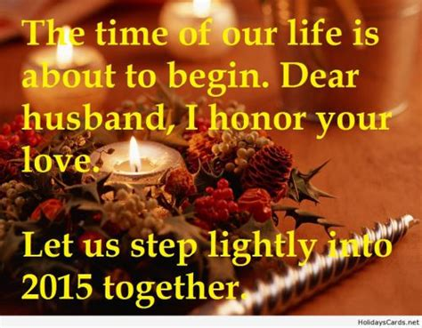 a new years message to my husband happy new year to my husband quotes quotesgram
