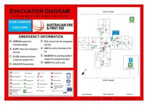 free fire evacuation plan template timexam com