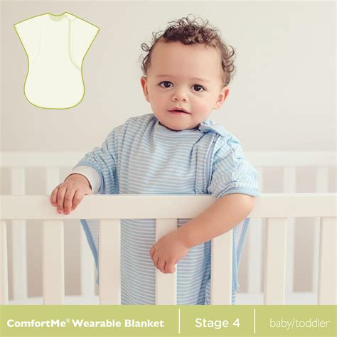 Baby Wearable Blanket With Sleeves by Summer Infant Comfortme Wearable Blanket