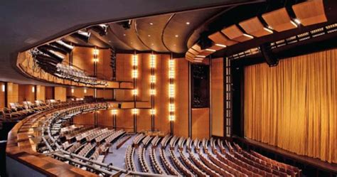 best seats at kennedy center meticulous balance the sound design for follies at the