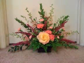 fan arrmangement hannah s floral design