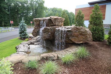 Landscape Rock Northwest Arkansas Custom Pool Waterfalls Water Features Ponds Backyard