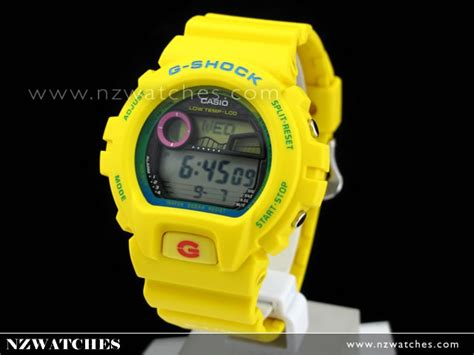 Casio G Shock G 6900a 9 buy casio g shock g lide moon phase glx 6900a 9