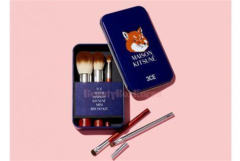 Espoir Pro Brush Easel box korea 3ce maison kitsune mini brush kit