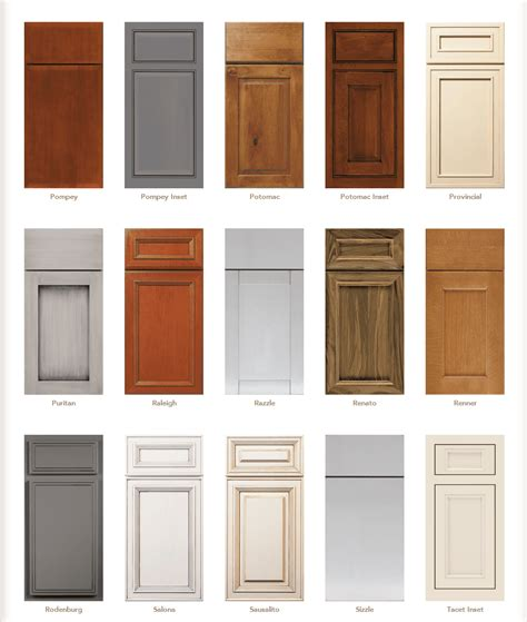 cabinets styles and designs cabinet door styles cabinet door gallery designs in