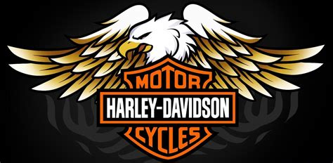 Harley Davidson Symbol by Harley Symbol Logo Brands For Free Hd 3d