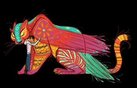 imagenes de personas mitologicas pepita and dante the creatures of disney pixar s coco